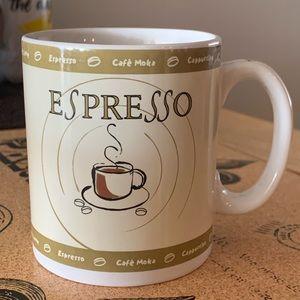 "🌸FREE-Bundle🌸 Coffee Mug ☕️ ""Espresso"""